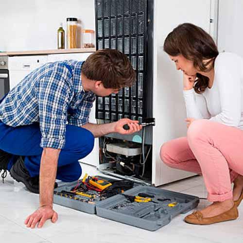 mantenimiento de refrigeradores a domicilio